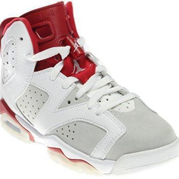 DCK7YE Nike Jordan Kids Air Jordan 6 Retro BG Basketball Shoe jordans air shoe