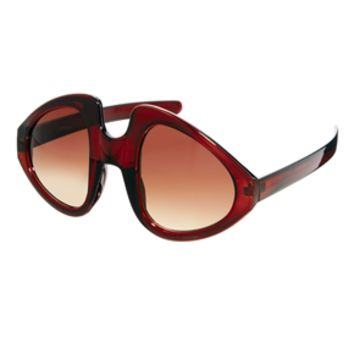Jeepers Peepers Carla Sunglasses - Brown