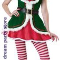 Women's Holiday Honey Adult Costume for Christmas