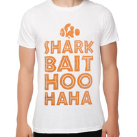 Disney Finding Nemo Shark Bait Hoo Haha Slim-Fit T-Shirt
