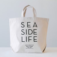 Seaside Life Tote Bag