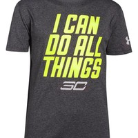 Boy's Under Armour 'SC30 - Do All Things' UA Tech Graphic T-Shirt,