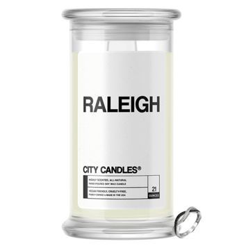 Raleigh | City Candle®