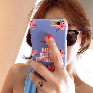 High-quality Cartoon Cover for iPhone 7 7Plus & iPhone 6 6s Plus & iPhone 5s se Case +Gift Box-D93-170928