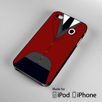 Enjolras Les Miserables - Broadway Musical A0567 iPhone 4S 5S 5C 6 6Plus, iPod 4 5, LG G2 G3, Sony Z2 Case