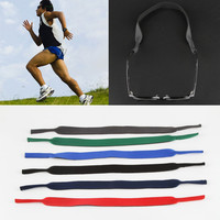 Spectacle Glasses Sunglasses Neoprene Stretchy Sports Band Strap Cord Holder Hot Selling