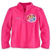 Disney Princess Fleece Pullover for Girls - Personalizable | Disney Store