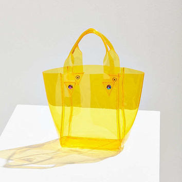 Mini PVC Tote Bag | Urban Outfitters