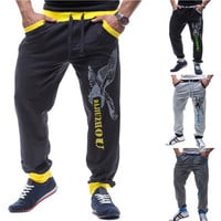 Men Fashion Sport Pants