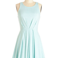 ModCloth Mid-length Sleeveless A-line Pacific Host Dress