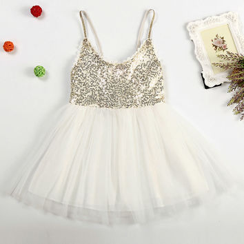 Kids Girls Baby Dress Products For Children = 4457456132