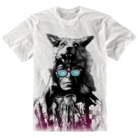 ROOK Running Wolf V2 T-Shirt - Men's at CCS