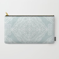 Intricate Medallions Carry-All Pouch by Noonday Design | Society6