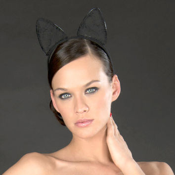 Maison Close: Kitty Ear Headband