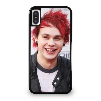FIVE SECONDS OF SUMMER MICHAEL CLIFFORD 5SOS iPhone 5/5S/SE 5C 6/6S 7 8 Plus X/XS Max XR Case Cover
