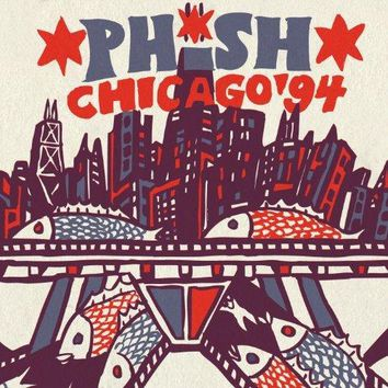 Phish - Phish: Chicago '94
