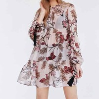 For Love & Lemons Santa Rosa Mini Dress