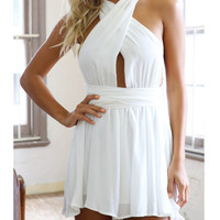 Backless Beach Rompers