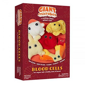 Blood Cells Plush Toys