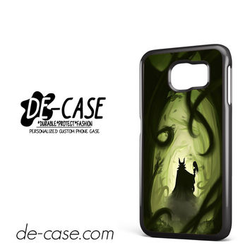 Maleficent Witch DEAL-6814 Samsung Phonecase Cover For Samsung Galaxy S6 / S6 Edge / S6 Edge Plus