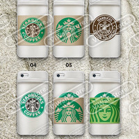Starbucks iPhone case iPhone 4 case iPhone 4s case iPhone 5 Case iPhone 5C Case iPhone 5S Case starbucks coffee Phone Case cover