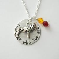 Disney's Lion King Inspired Necklace