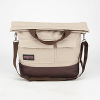 Jansport Broderick Messenger Bag Desert Beige One Size For Men 23837242601