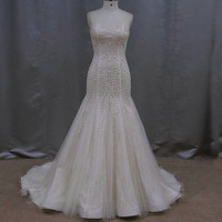 Embellished Designer Wedding Gowns from The Darius Collection