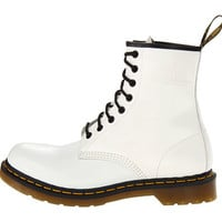 Dr. Martens 1460 W Black Smooth - Zappos.com Free Shipping BOTH Ways