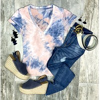 Looking for Fun Cotton Candy Top - Light