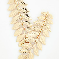 Boho Leaves of Loveliness Hair Pin Set by ModCloth