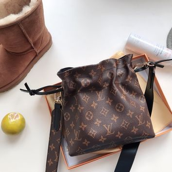 Louis Vuitton LV Monogram Shoulder Bag