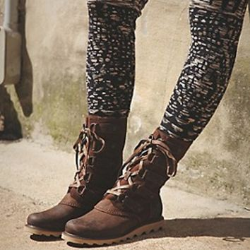 Sorel  Scotia Foldover Boot at Free People Clothing Boutique