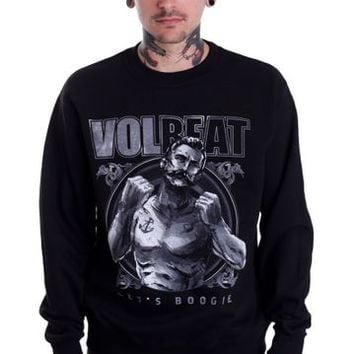 Volbeat - Let's Boogie - Sweater
