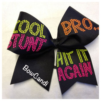 Cool Stunt Bro by BowCandi on Etsy