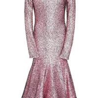 M'O Exclusive Sequin Orquidea Dress | Moda Operandi