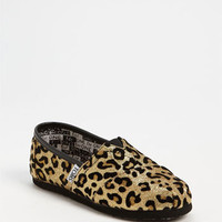 TOMS 'Classic Youth - Glitter' Print Slip-On (Toddler, Little Kid & Big Kid)(Nordstrom Exclusive)   Nordstrom