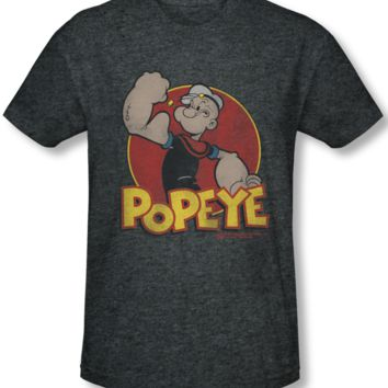 Popeye Retro Ring