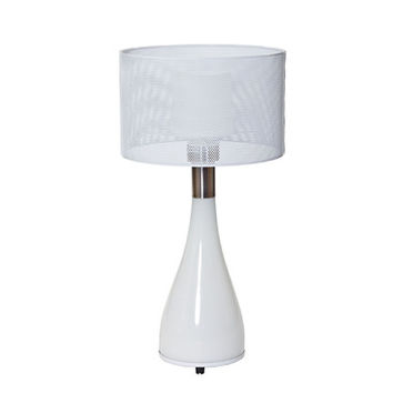 Modway Mushroom Table Lamp in White