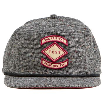 The Critical Slide Society Critical Cap Hat