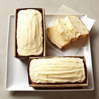 Sweet Things Orange Loaf Cakes