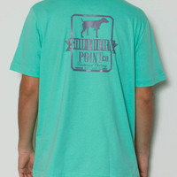 Southern Point - Glow in The Dark Short Sleeve Tee