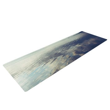 "Ann Barnes ""Cloud Atlas"" Water Yoga Mat"