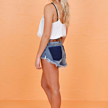 ONE TEASPOON | Rollers Shorts - Royale