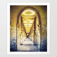 Collection of Doors Number Two Art Print by Traveling Gal Photos