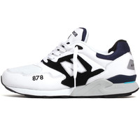 ML878AAA '90's Running' Sneakers White / Black / Navy