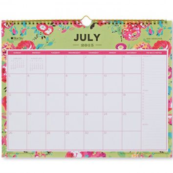 Day Designer Peyton Monthly 11 x 8.75 Calendar July 2015 - June 2016