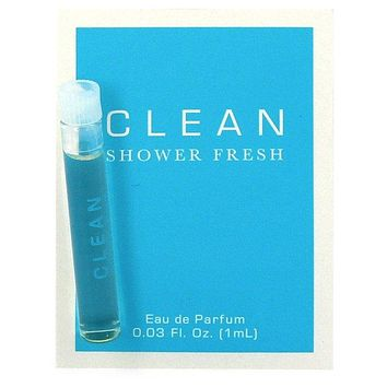 Clean Shower Fresh by Clean Vial (sample) .03 oz  for Women