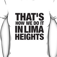 Lima Heights - Black Women's T-Shirt