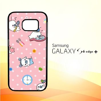 Mamegoma E0714 Samsung Galaxy S6 Edge Plus Case